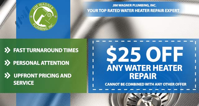 Save on Water Heater Services